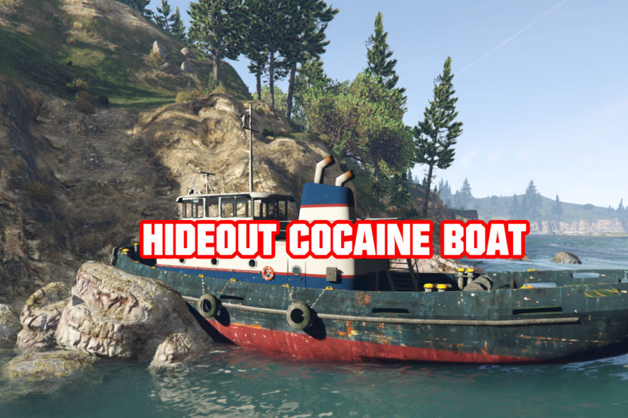 MLO : Hideout cocaine boat