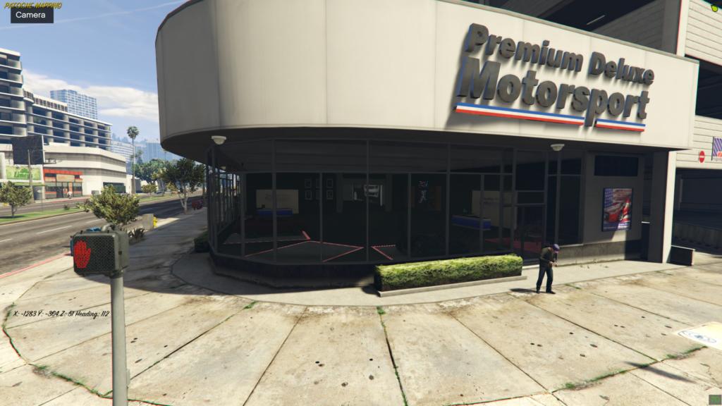 MLO : Car Dealer