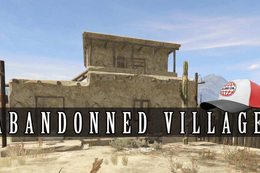 MLO : Abandonned Village