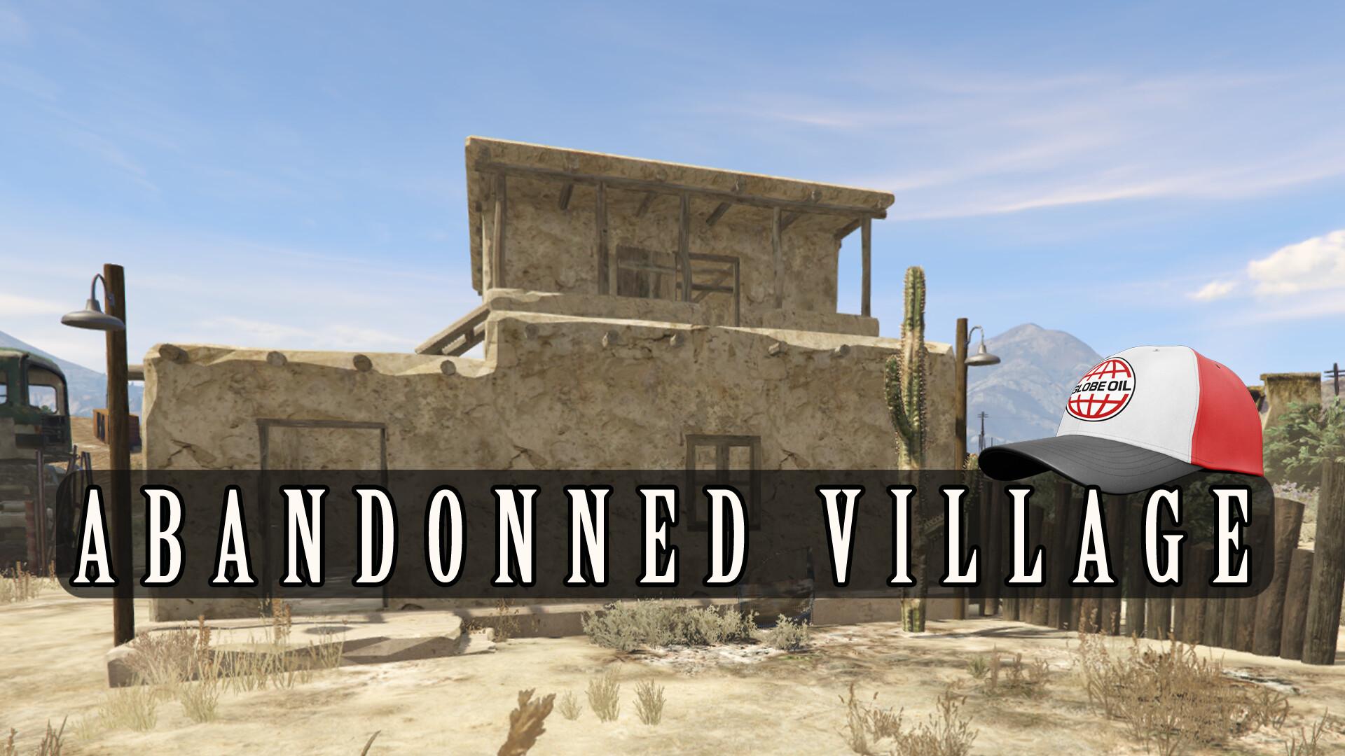 MLO : Abandonned Village